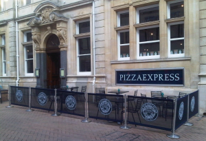 Pizza Express Bournemouth Town Centre, Dorset