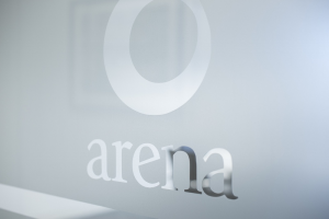 Arena Business Centre, Basingstoke -  Arena Logo