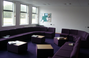 Jewell Academy, Bournemouth, Staff Room